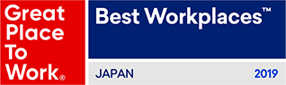 GREAT PLACE TO WORK Best Workplaces2019 Japan